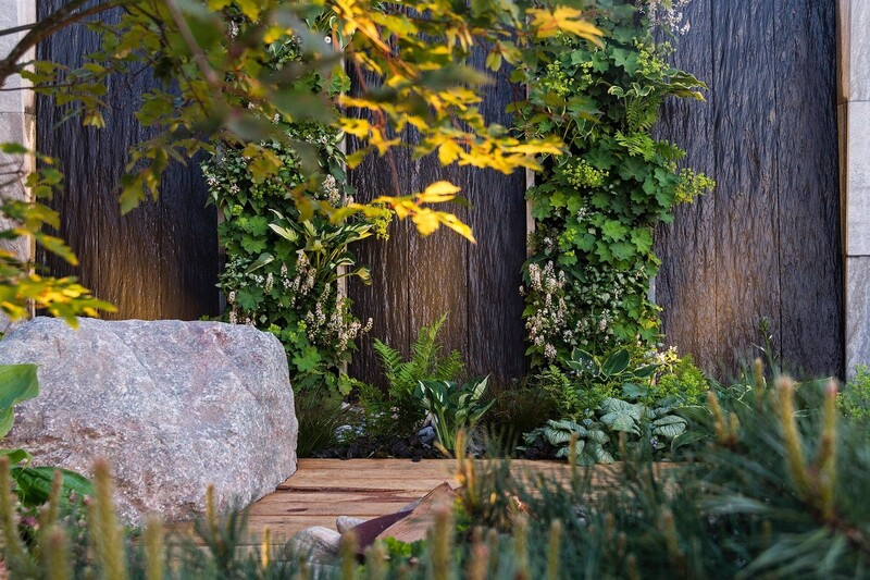 Gold Medal Winning Garden by Creative Roots